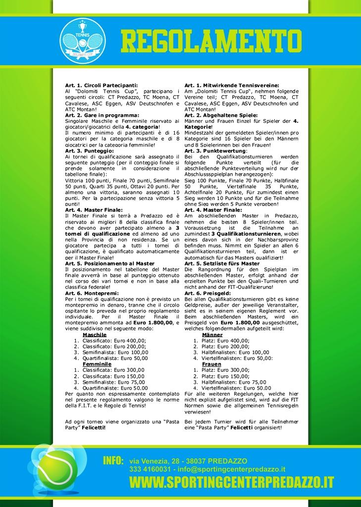 20150217 - dolomiti tennis cup regolamento