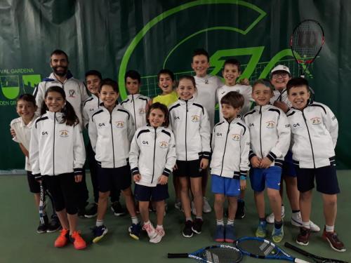 2018 - FIEMME FASSA TENNIS SCHOOL IN VAL GARDENA (BZ) - 01/12/2018