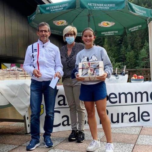 2020 - Dolomiti Tennis Cup Tesero, Selle Sofia 2 classificata 4^ categoria
