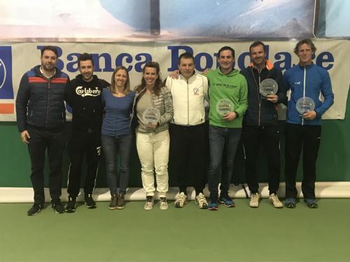 2018 - DOLOMITI TENNIS CUP - PREDAZZO (TN)