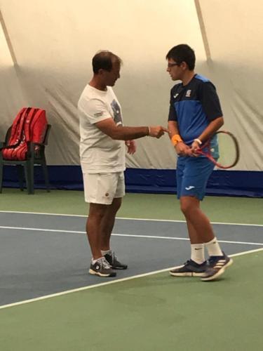 Settembre 2020 - Horizon Tennis Home - Massimo Sartori
