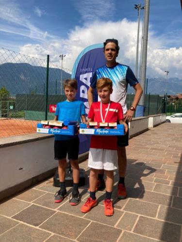 2021 - Torneo Mapa TC Bolzano